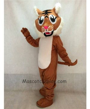 High Quality Super Wildcat Cat Mascot Costume