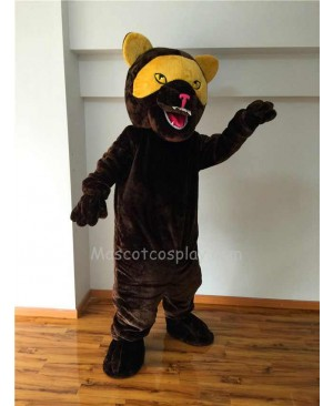 Cute New Wolverine Mascot Costume