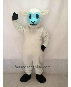 High Quality New White Lamb Mascot Costume