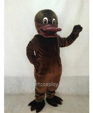 Cute New Platypus Mascot Costume
