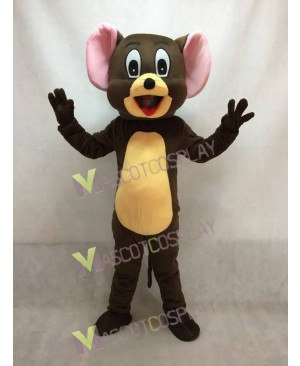 High Quality Jerry Rat Mascot Costume Tom and Jerry Mouse Mascot Costume
