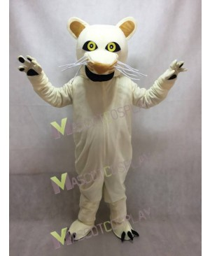 Fierce Cougar Mascot Costume