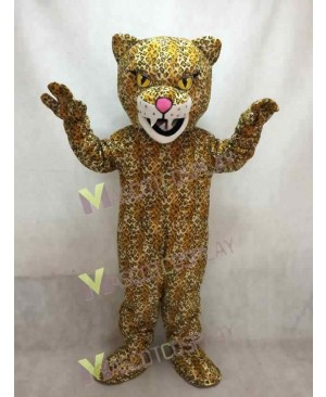 New Firece Jaguar Mascot Costume