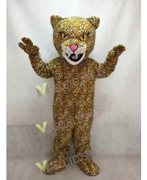 New Firece Jaguar Mascot Costume