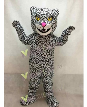 New Fierce Snow Leopard Mascot Costume