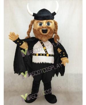 New Viking Mascot Costume with A Cloak