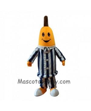 High Quality Bananas in Pyjamas Mascot Costume