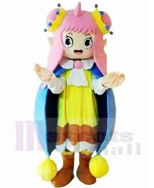 Lovely Girl Mascot Costume