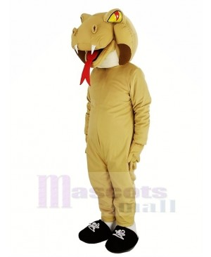 The Cobra Snake Mascot Costume Animal