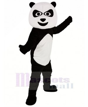 Baseball Panda Mascot Costume Animal