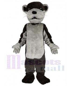 Otter mascot costume