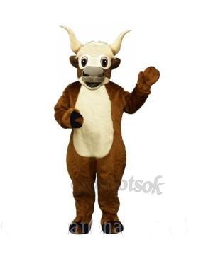 Yak Mascot Costume