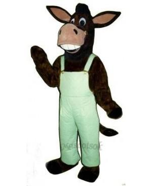 Laughing Donkey Mascot Costume