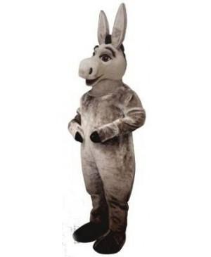 Donald Donkey Mascot Costume