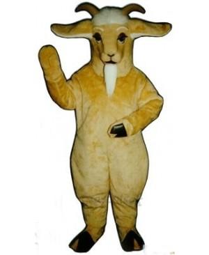 Benjamin Goat Mascot Costume