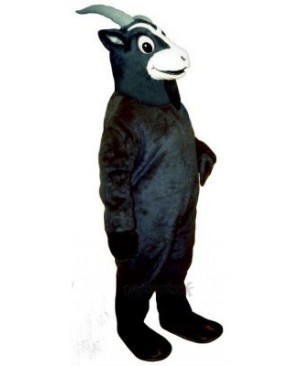 Black Goat Mascot Costume
