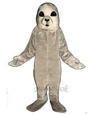 Cute Baby Seal Mascot Costume