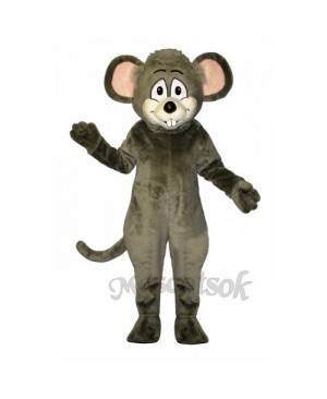 Johnny Mouse Mascot Costume