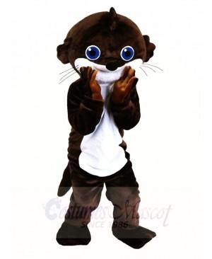 Brown Beaver Mascot Costumes Animal