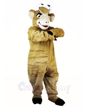 Bull Yak Cattle Ox Mascot Costumes Animal