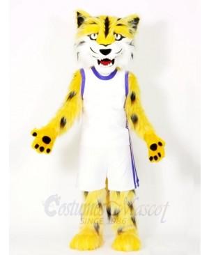 Cheetah Leopard Mascot Costumes Animal
