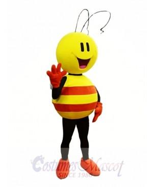 Yellow and Orange Bee Mascot Costume Insect Mascot Costumes