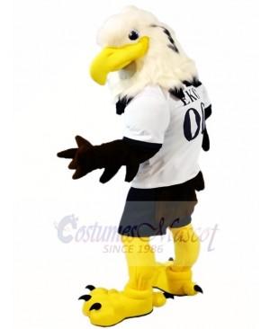 White Head Eagle Falcon Mascot Costumes Animal