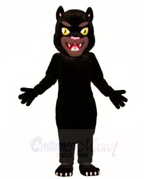 Black Panther Mascot Costumes Animal