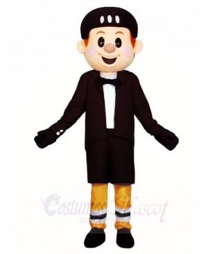Hockey Player Boy Mascot Costumes People