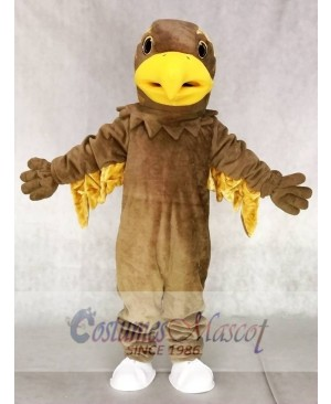 Brown Eagle Mascot Costumes Animal