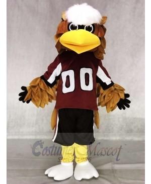 Brown Shirt Atlanta Falcons Freddie Mascot Costumes Animal