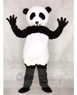 The Giant Panda Mascot Costumes Animal