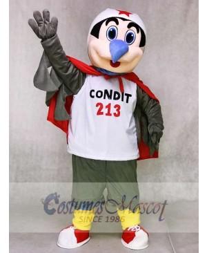 LA Clippers Chuck California Condor Mascot Costumes
