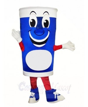 Cup Mascot Costumes Drink