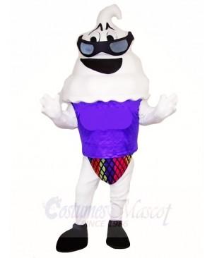 Ice Cream Mascot Costumes Snacks