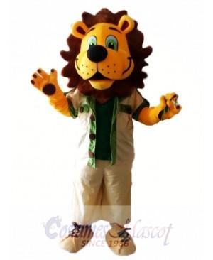 Roarie Lion Mascot Costumes Animal