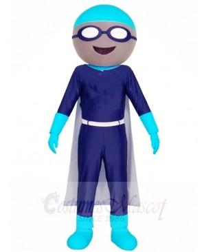 Super Swimmer Boy Mascot Costumes People