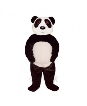 Patricia Panda Mascot Costume