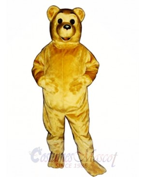Toy Bear Mascot Costume