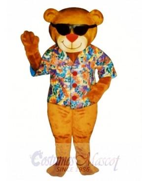 New Rare Bear Mascot Costume