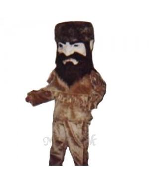Mountain Man Mascot Costume