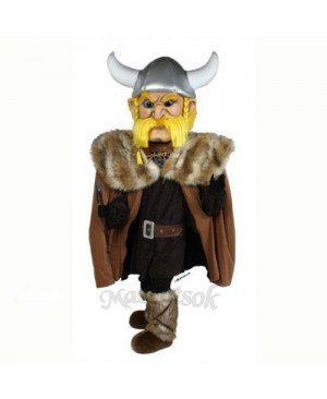 Thor the Giant Viking Mascot Costume