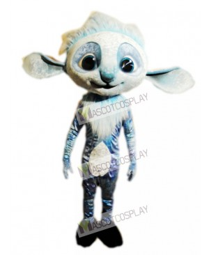 High Quality Adult Guardian of the Moon Mascot Costume
