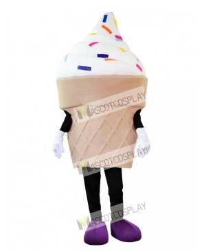 High Quality Adult Ice-cream Ice Cream Mascot Costume