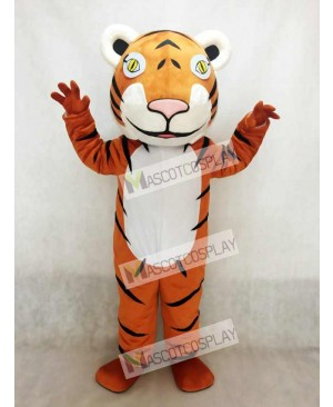New Bengal Tiger Mascot Costume