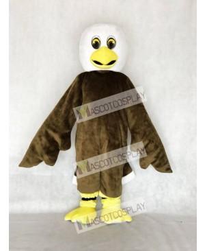 New Brown Baby Bald Eagle Mascot Costume