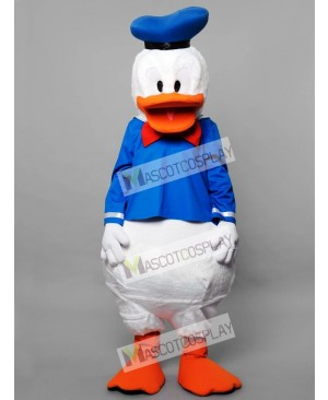 Sailor Duck Mascot Costume