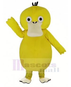 Duck Pokémon Pokemon Go Psyduck Koduck Mascot Costume Cartoon