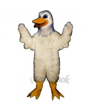 Harold Bird Mascot Costume