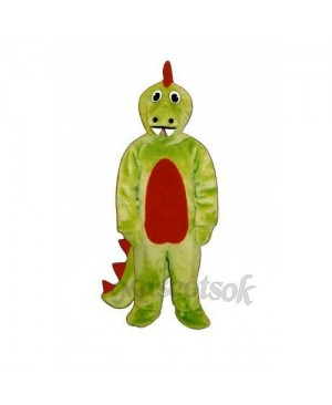 Cute Dragon Mascot Costume